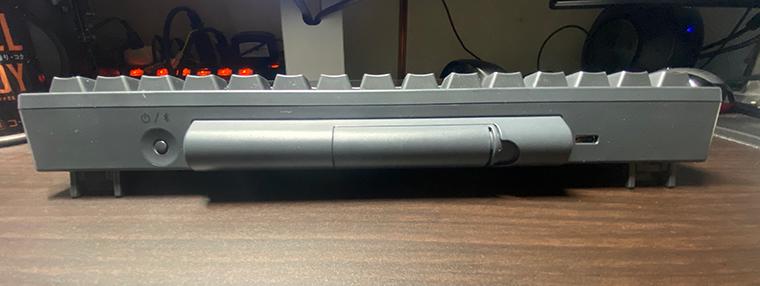 HHKBキーボード-2019ver-乾電池&電源